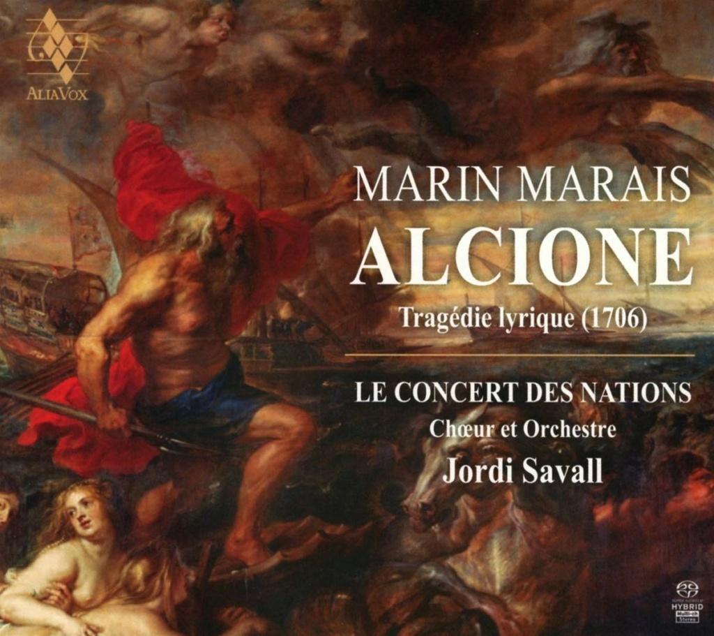 Alcyone Marin Marais (1706) Marais10