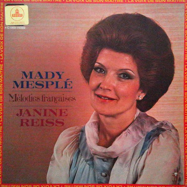 Janine Reiss (1921-2020) Melodi10