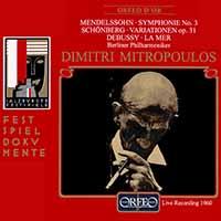 Dimitri Mitropoulos (1896-1960) Mendel15