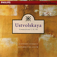 Galina Oustvolskaïa [Ustvolskaya] (1919–2006) Oustvo10