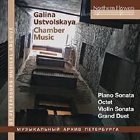 Galina Oustvolskaïa [Ustvolskaya] (1919–2006) Oustvo14