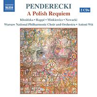 Krzyzstof PENDERECKI - Page 11 Pender14