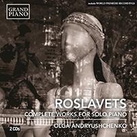 Nikolaï Roslavets et les futuristes russes - Page 5 Roslav10