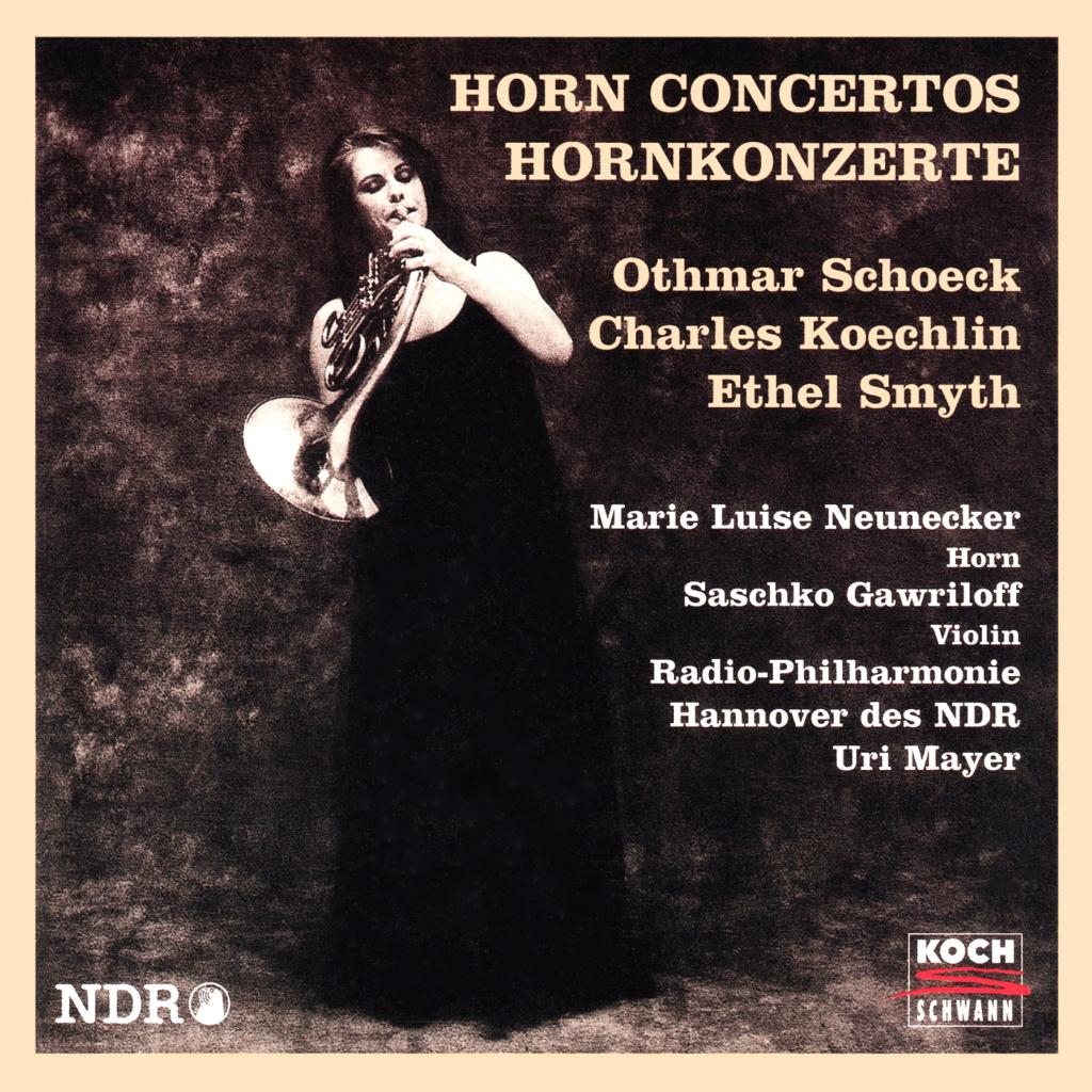 Le cor au disque Schoec44