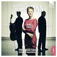 Schumann : les enregistrements sur instruments d'époque Schuma15