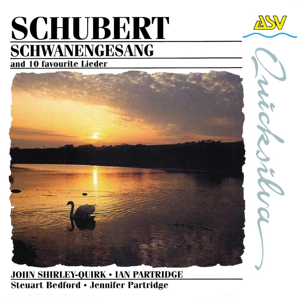 Schubert - Schwanengesang Schwan11