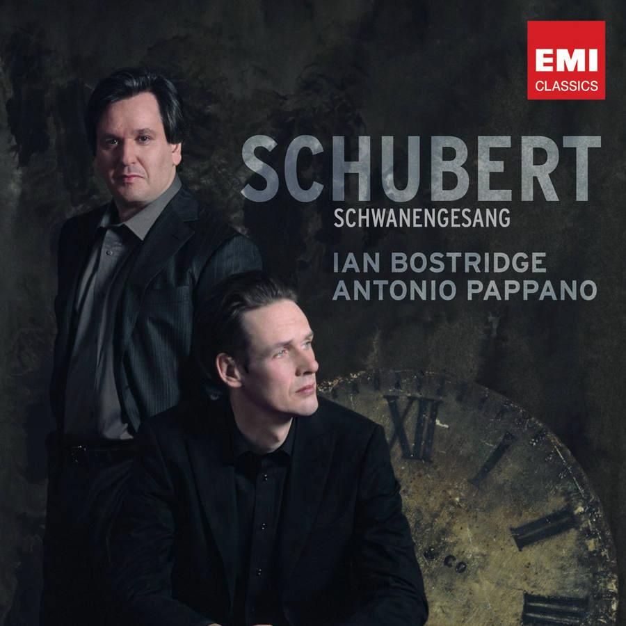Schubert - Schwanengesang Schwan14