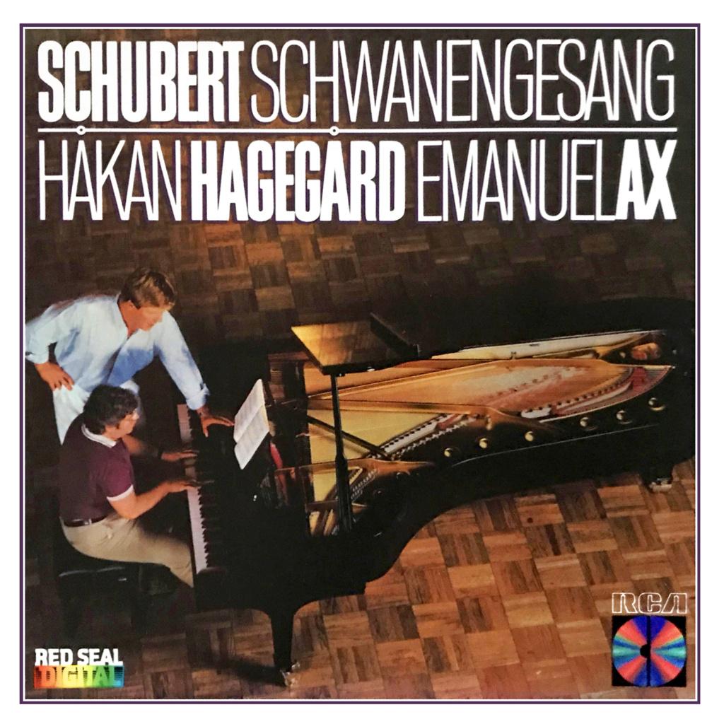 Schubert - Schwanengesang Schwan16