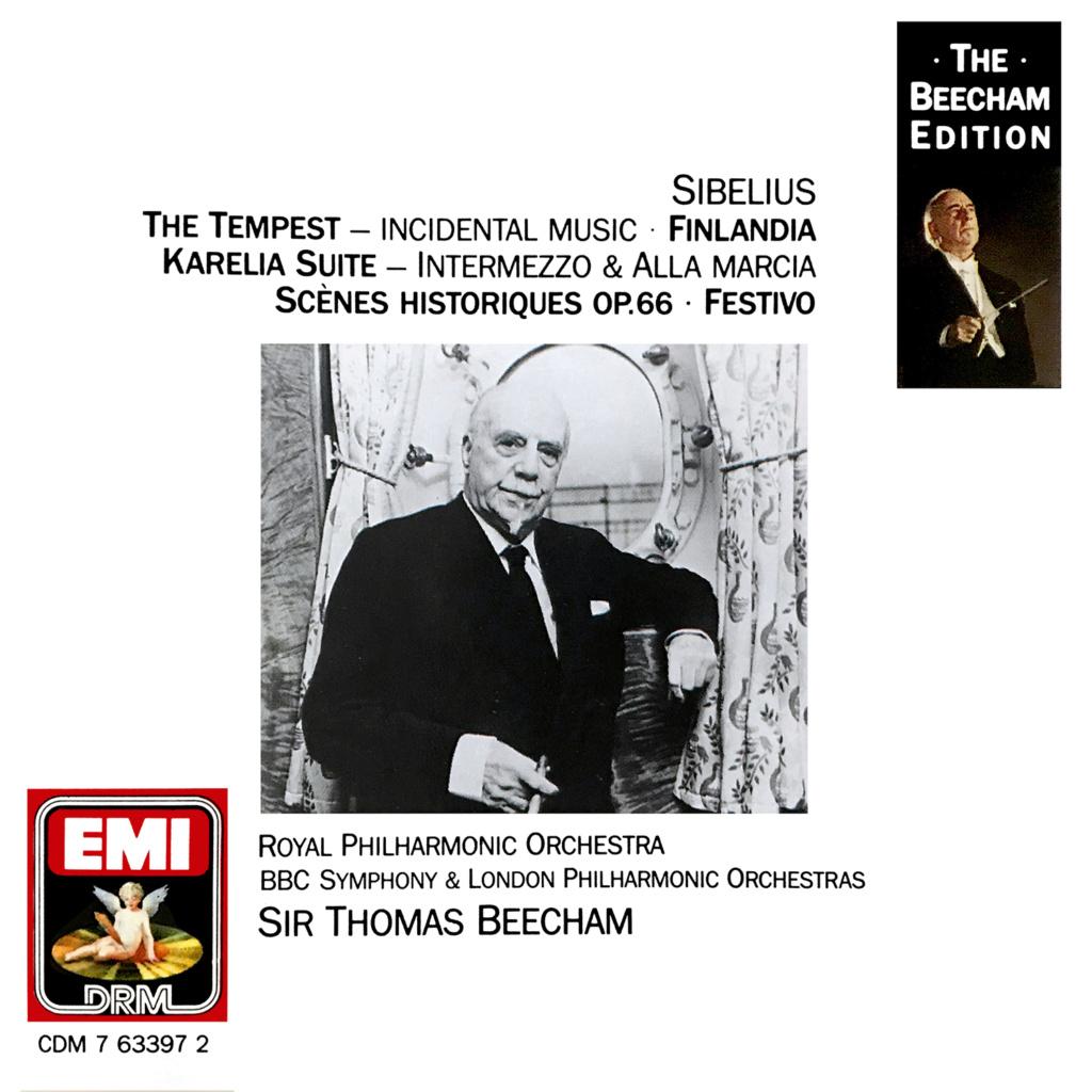 Sir Thomas Beecham Sibeli24