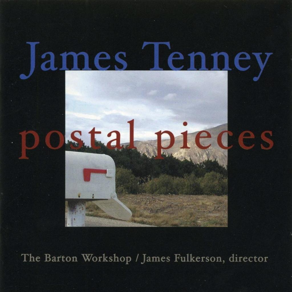 James Tenney (1934-2006 )Compositeur et théoricien américain Tenney10