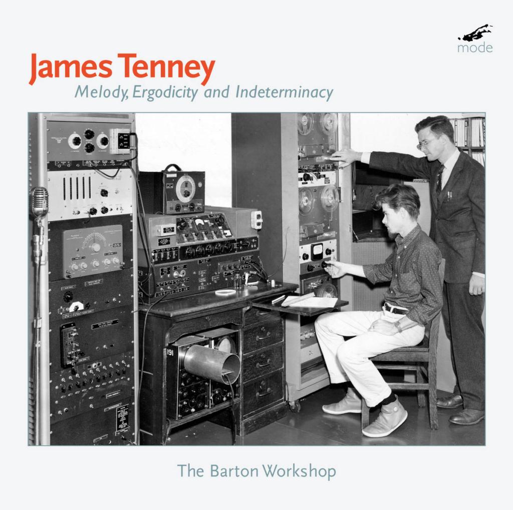 James Tenney (1934-2006 )Compositeur et théoricien américain Tenney11