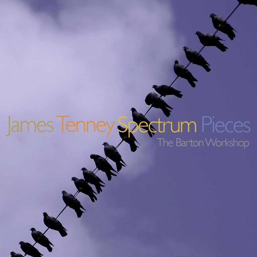 James Tenney (1934-2006 )Compositeur et théoricien américain Tenney12