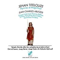 L'école d'orgue française au XVIIème et au XVIIIème siècle - Page 2 Titelo10