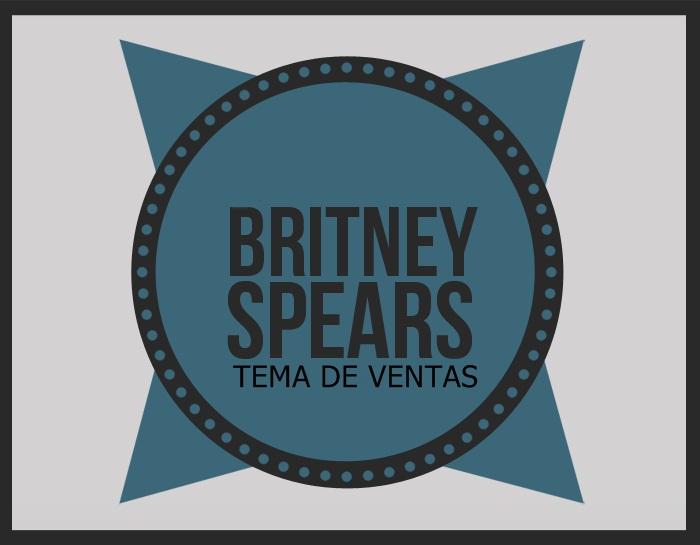 Britney Spears: Ventas totales | +40 Millones de álbumes en USA. 342511