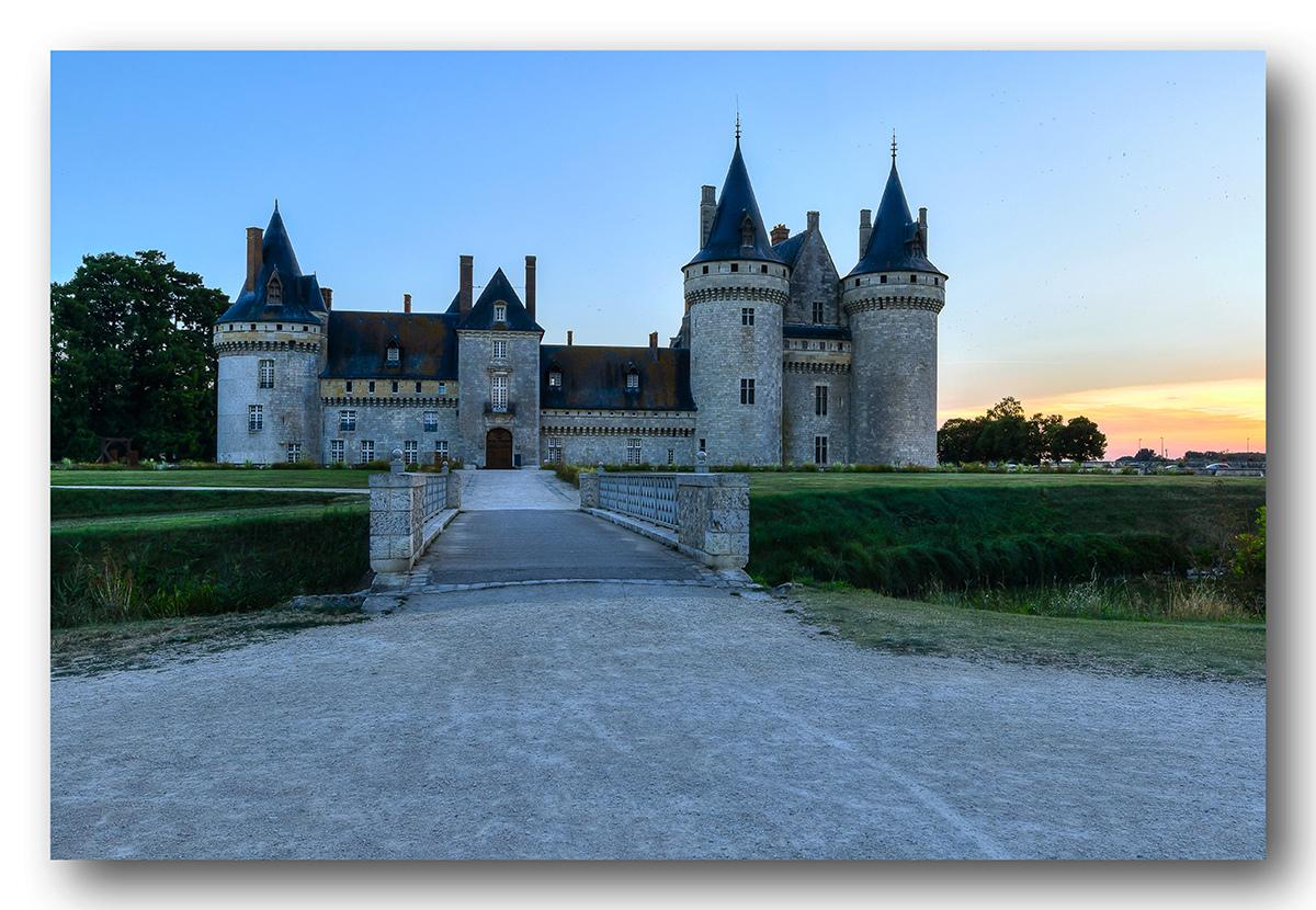 Château de Sully Chatea12