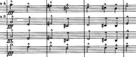 Gustav Mahler : Première Symphonie. Eléments d'analyse Mahler10