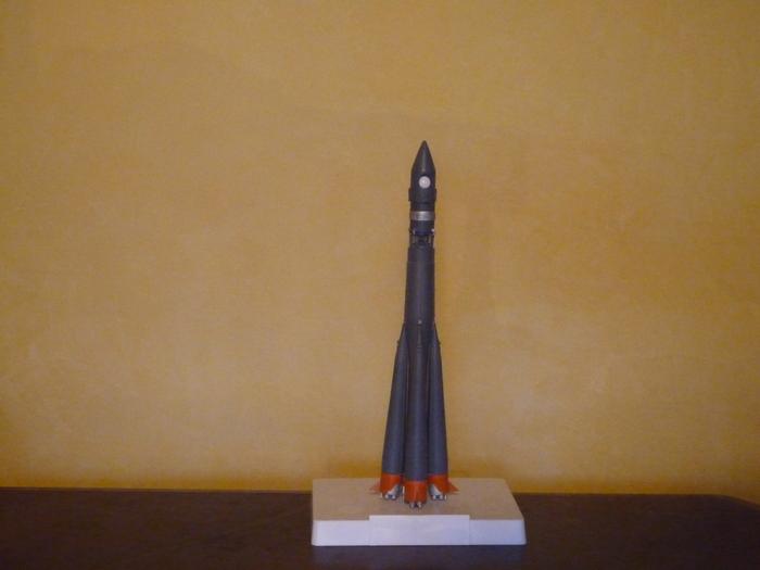 Semiorka, Vostok et Soyouz [Airfix - 1/144] M_p10541