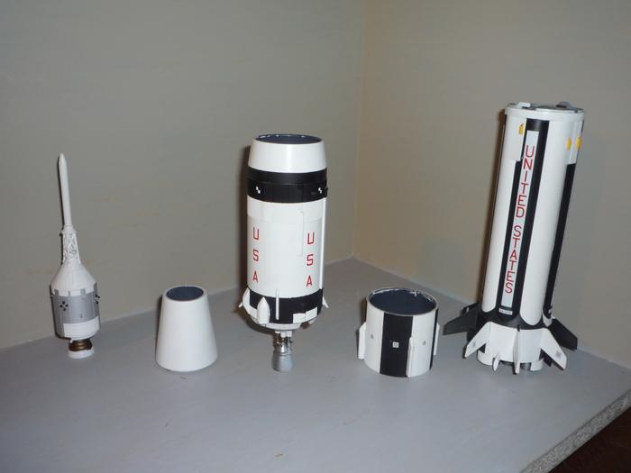 Saturn 1B [Airfix - 1/144] M_p10542