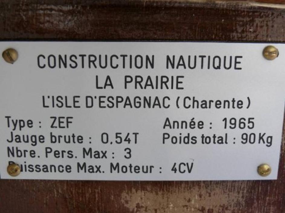 plaque d'identification Sans_t10