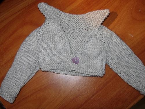 SAVANNAH est enfin habillée pour l'hiver ! Dscn7618