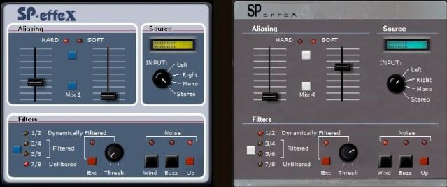 Emulation VST pour Windows de :: SP12 & SP1200 Speffx12