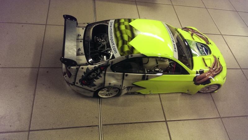 Wieder mal ne neue Karo fertig...1:5 BMW und noch ne kleine 1:10 Mazda6 ;)) Imag1616
