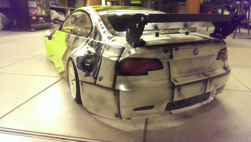 Wieder mal ne neue Karo fertig...1:5 BMW und noch ne kleine 1:10 Mazda6 ;)) Imag1620