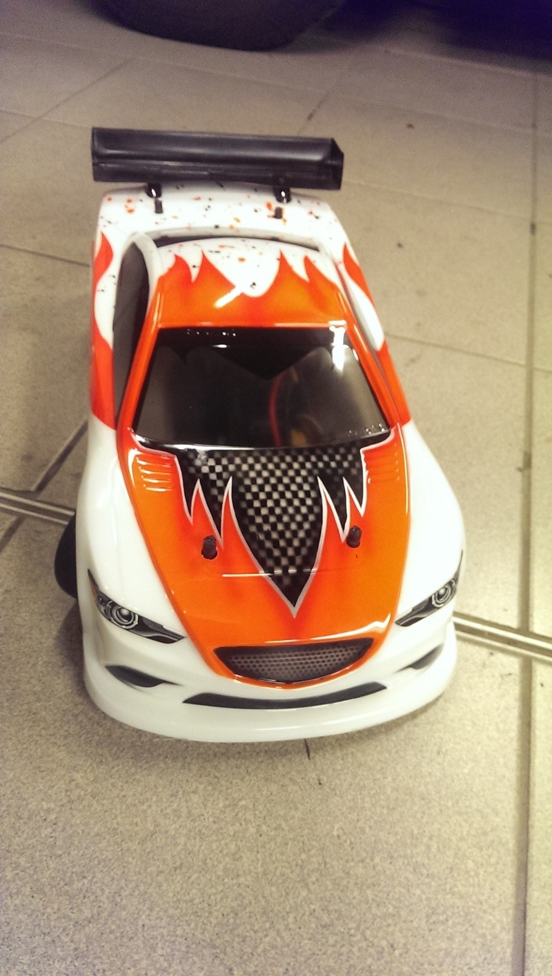 Wieder mal ne neue Karo fertig...1:5 BMW und noch ne kleine 1:10 Mazda6 ;)) Imag1622