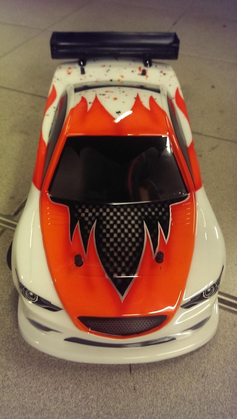 Wieder mal ne neue Karo fertig...1:5 BMW und noch ne kleine 1:10 Mazda6 ;)) Imag1710