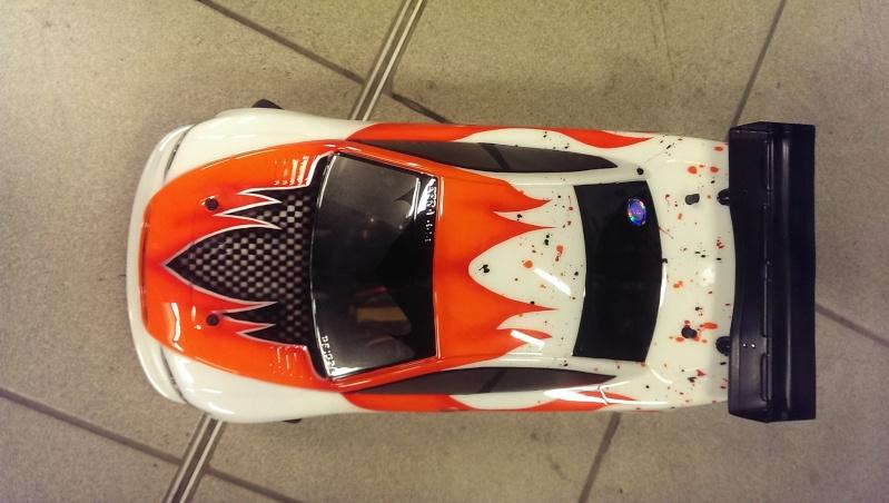 Wieder mal ne neue Karo fertig...1:5 BMW und noch ne kleine 1:10 Mazda6 ;)) Imag1712