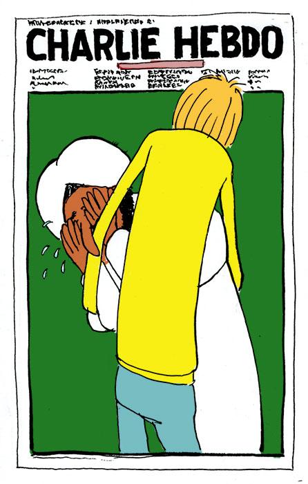 Attentat à Charlie Hebdo Charli10