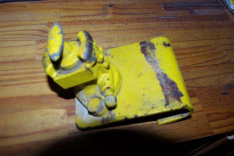 Piece freinage remorque Frein10