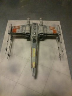 X-Wing Fighter Star Wars, 1/48 FineMolds - Page 3 14239310