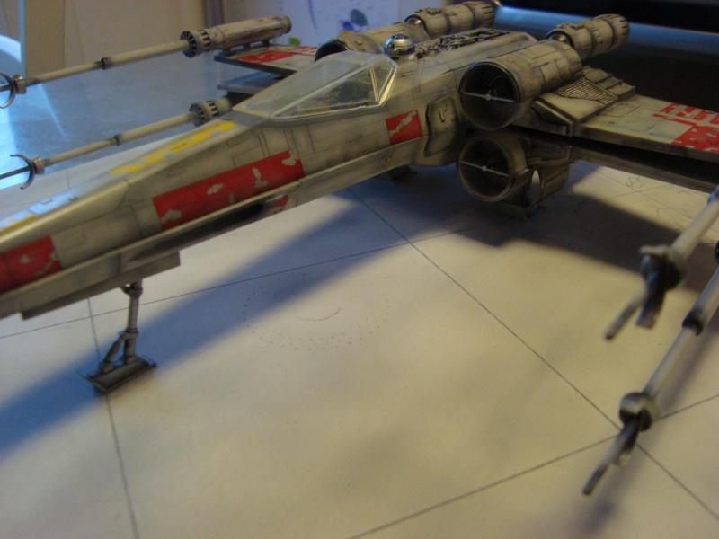 X-Wing Fighter Star Wars, 1/48 FineMolds - Page 4 Dsc02213