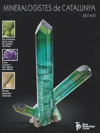 Revista Mineralogistes de Catalunya 2014/2 Minera11