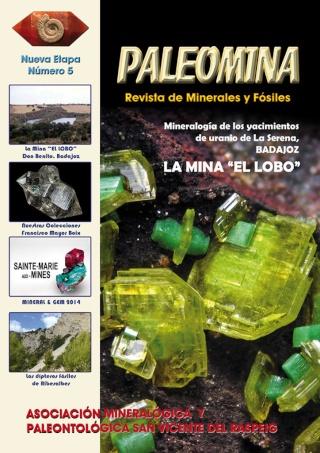 Paleomina nº5 a l'estand del GMC Paleom11