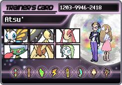 Recrutements sur Pokémon Space. Traine10