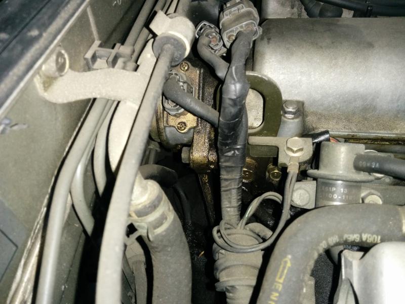 Pulizia olio preistorico nel vano motore Img_2014