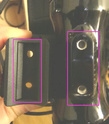 Modifier le bloc de fixation de la bagagerie Brompton pour le monter sur un autre vélo Tern_f10