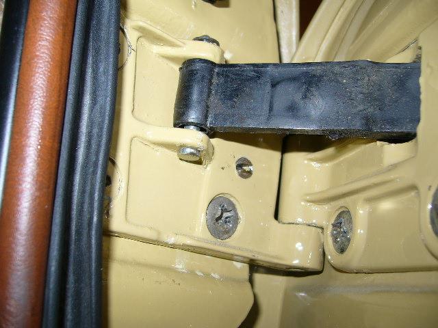 Réglage des portes P1020610