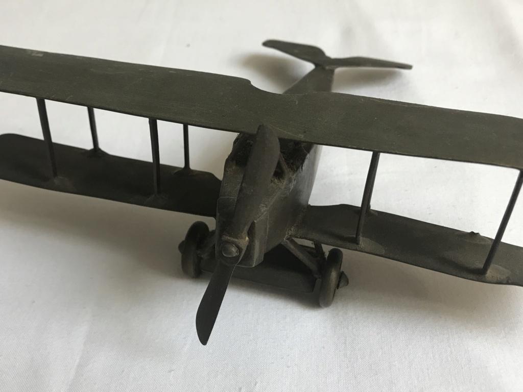 Avion artisanat de poilu 07376a10