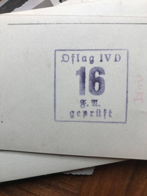Des papiers indo et ww2 : photo oflag, carte Colmar et indo, journaux DDay. 0f5f9510