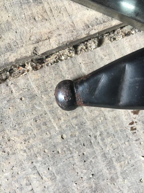 Identification poinçon  baïonnette allemandz 98/05 82639e10