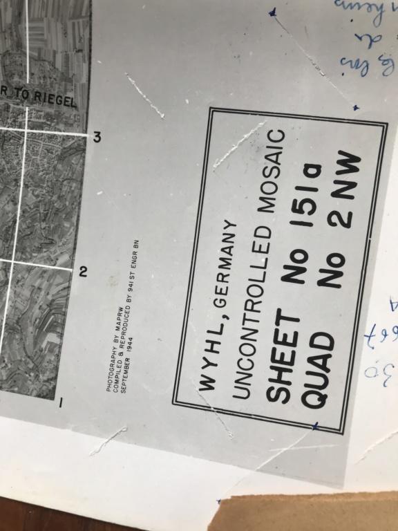 Des papiers indo et ww2 : photo oflag, carte Colmar et indo, journaux DDay. 87620c10