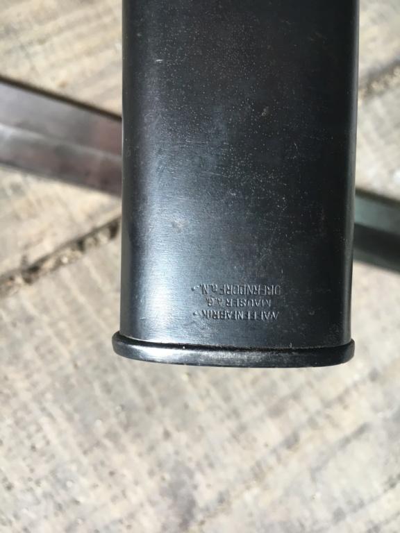 Identification poinçon  baïonnette allemandz 98/05 8f3b1b10