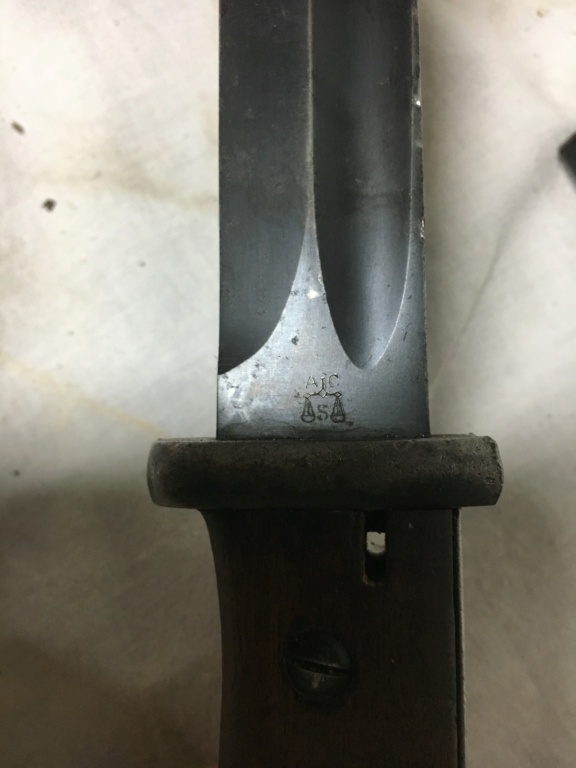 Baïonnette mauser K98 police 96415210