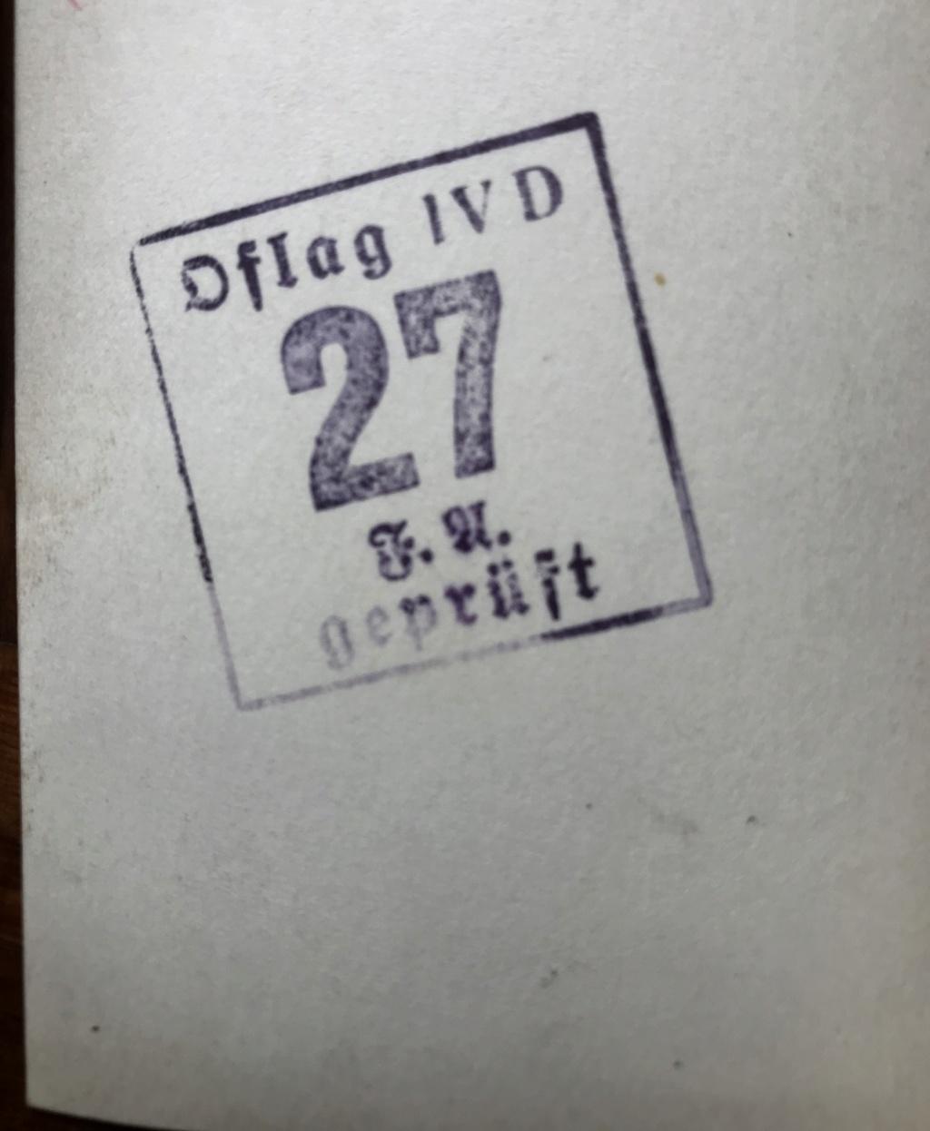 Des papiers indo et ww2 : photo oflag, carte Colmar et indo, journaux DDay. 9c589a10