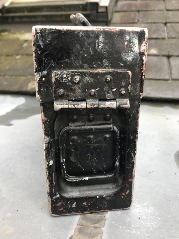 Petite trouvaille : caisse MG alu 9e958910