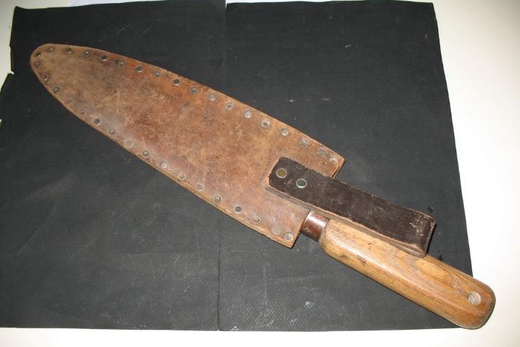 Couteau de boucher de tranchee?  C14c1a10