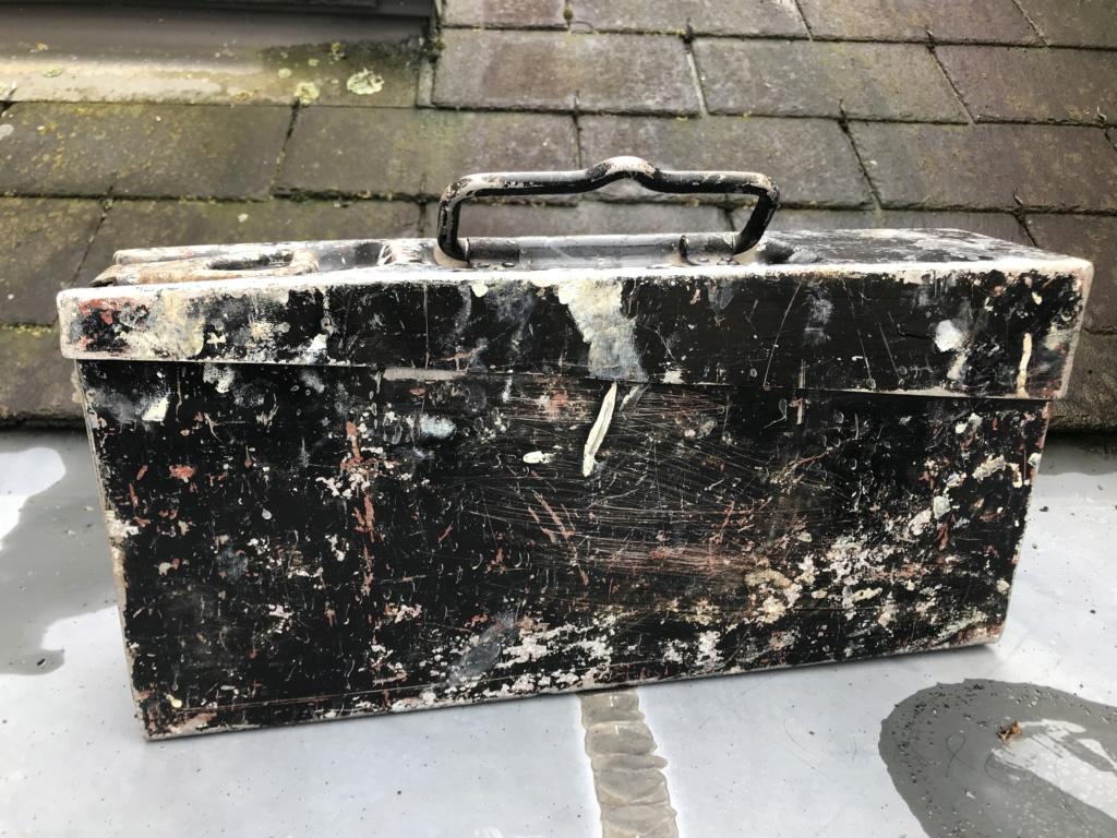 Petite trouvaille : caisse MG alu C6939c10